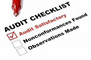 Oracle internal audit