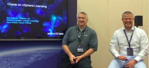 Oracle on vSphere Licensing at VMworld 2015